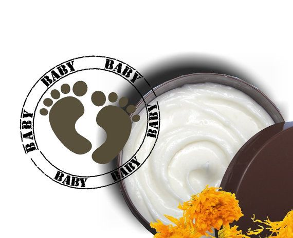 All Natural Soothing Calendula Lavender Baby by MommaBNaturals