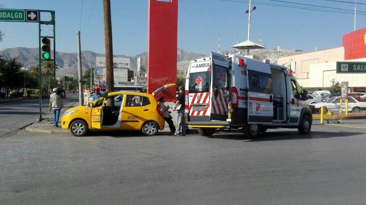 accidente deja lesionados