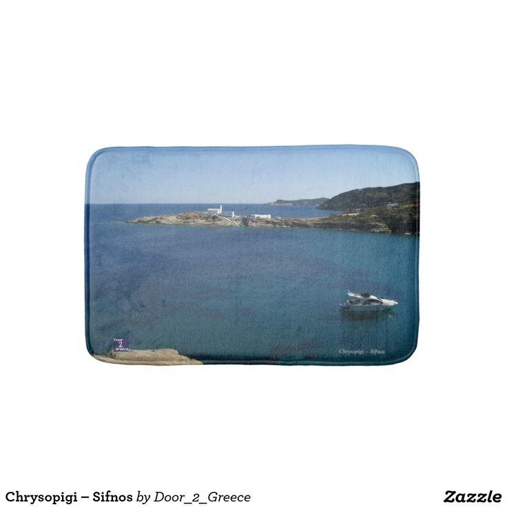 Chrysopigi – Sifnos Bath Mats