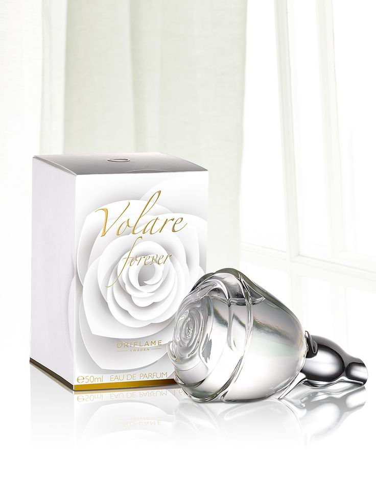 Envelop yourself in love's tender embrace with the floral rose violet bouquet of Volare Forever Eau de Parfum. #fragrance #Oriflame