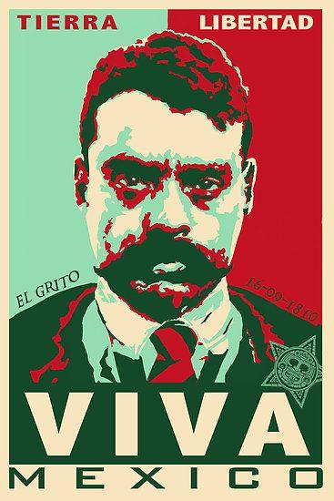 Prefiero morir parado que vivir de rodillas - Emiliano Zapata