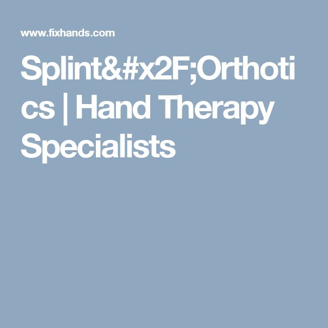 26 best Hand therapy-interventions images on Pinterest | Hand ...