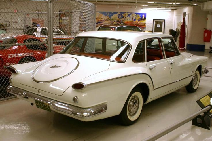 1960 Plymouth Valiant - Our family car when I was a kid.