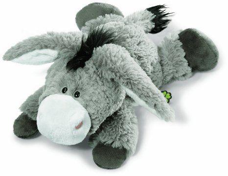 NICI Donkey lying 20cm