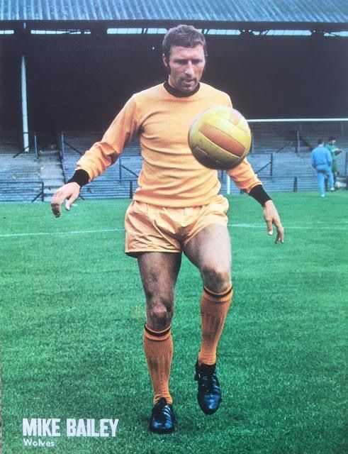 Mike Bailey Wolves