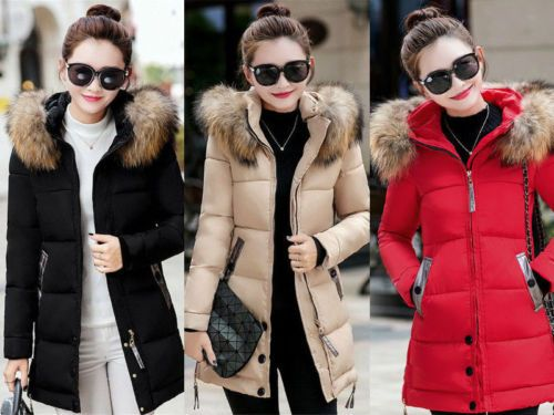 Beautiful and Good Price Warm Winter Parka only 24.99€