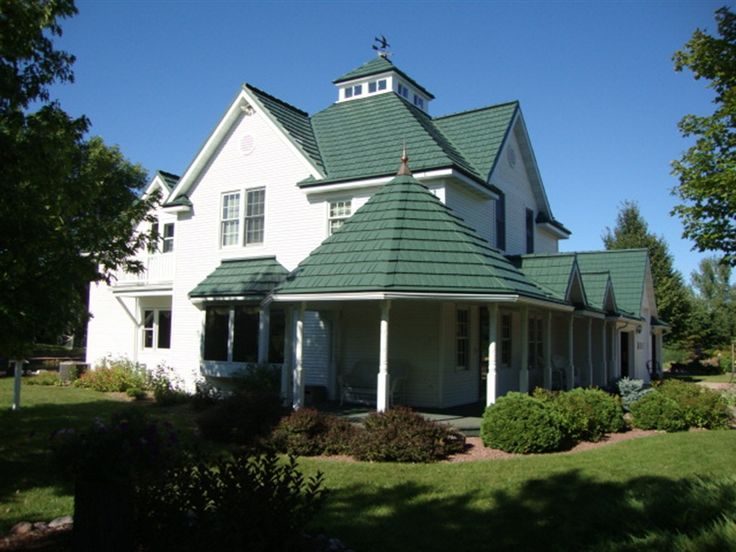 Best Aluminum Forest Green Rustic Shake Shingle Roof In Raleigh 400 x 300