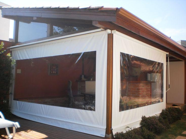 M s de 25 ideas fant sticas sobre lona toldo en pinterest - Toldos para patios exteriores ...