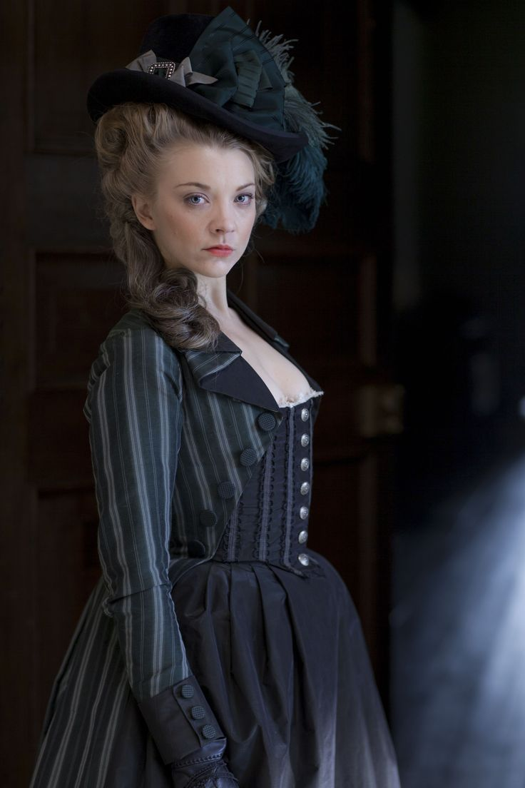 Natalie Dormer in 'The Scandalous Lady W' (2015