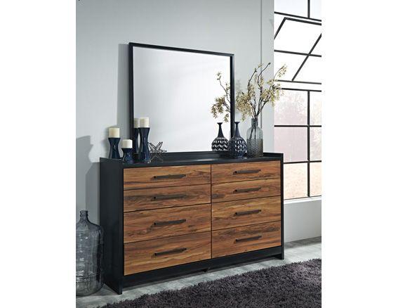 Stavani Black/Brown Dresser - Shop for Affordable Home Furniture, Decor, Outdoors and more