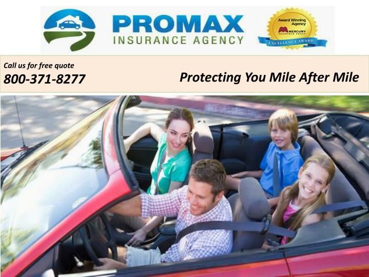 Promax Insurance Agency is a mercury authorized agent provides cheap quote for car, home, medical, life, fire, general liability, commercial ; earthquake insurance and serves most of Southern California.