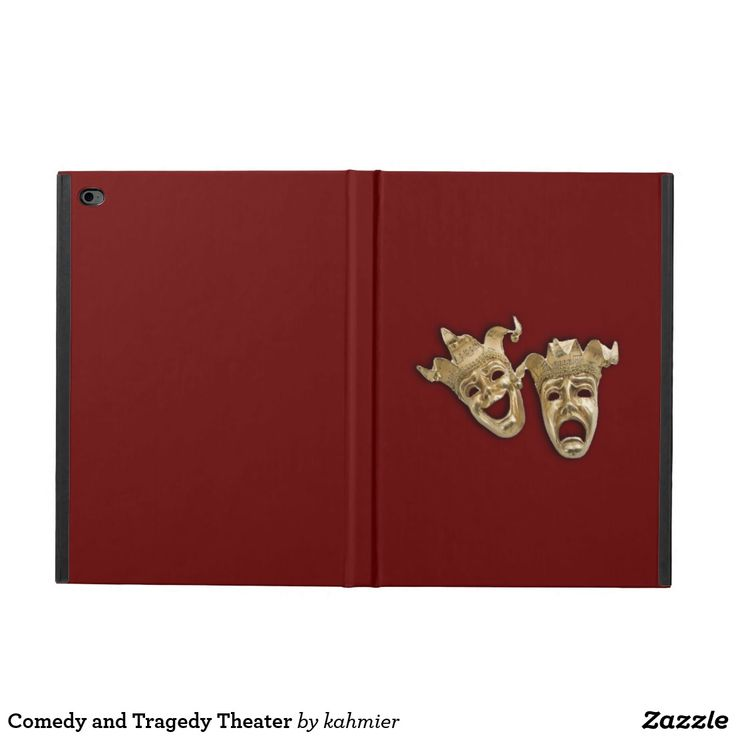 Comedy and Tragedy Theater Powis iPad Air 2 Case