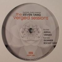 preorder for repress The Verged Sessions represents the evolution of the Chicago/Detroit sound … full of lush orchestrated strings, synths and deep pads with a massive foundation of thumping TR-808 & 909 drums. Steven has previously unleashed quality deepness, for almost a decade on his own label, Emphasis Recordings, and now for Keith Worthy's Aesthetic Audio.  Tip!