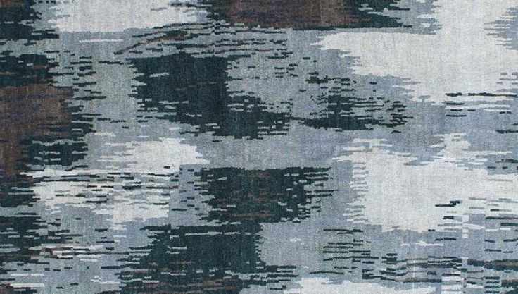 Fashion Designer Josie Natori Debuts a New Line of Rugs for Her Home Collection | Home & Style