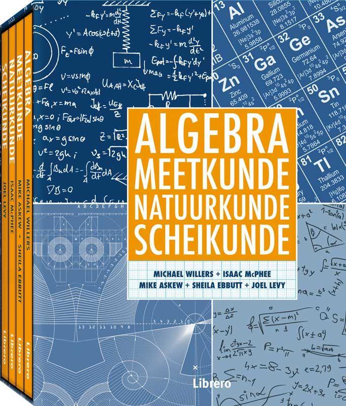 algebra / meetkunde / natuurkunde / scheikunde