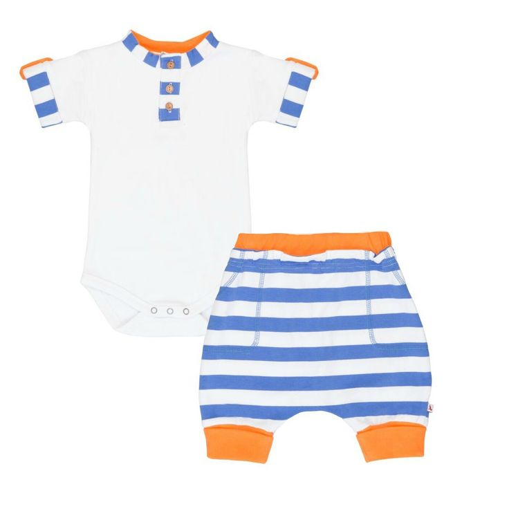 Seaside Dreaming Short & Bodysuit Set