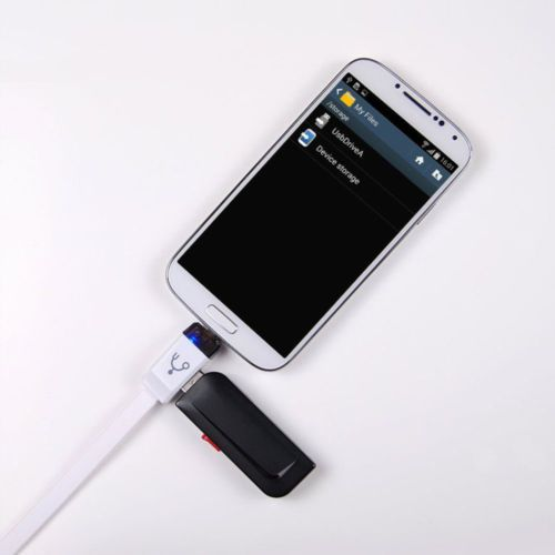 Multifunctional-Smart-F118-Y-Cable-USB-to-Micro-Support-OTG-Function