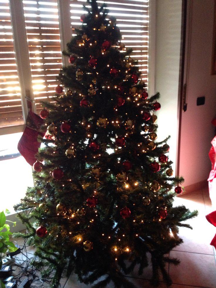 Christmas tree in my sweet house