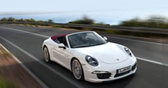 911 Carrera S Cabriolet - All 911 Models - All Porsche Vehicles - Dr. Ing. h.c. F. Porsche AG