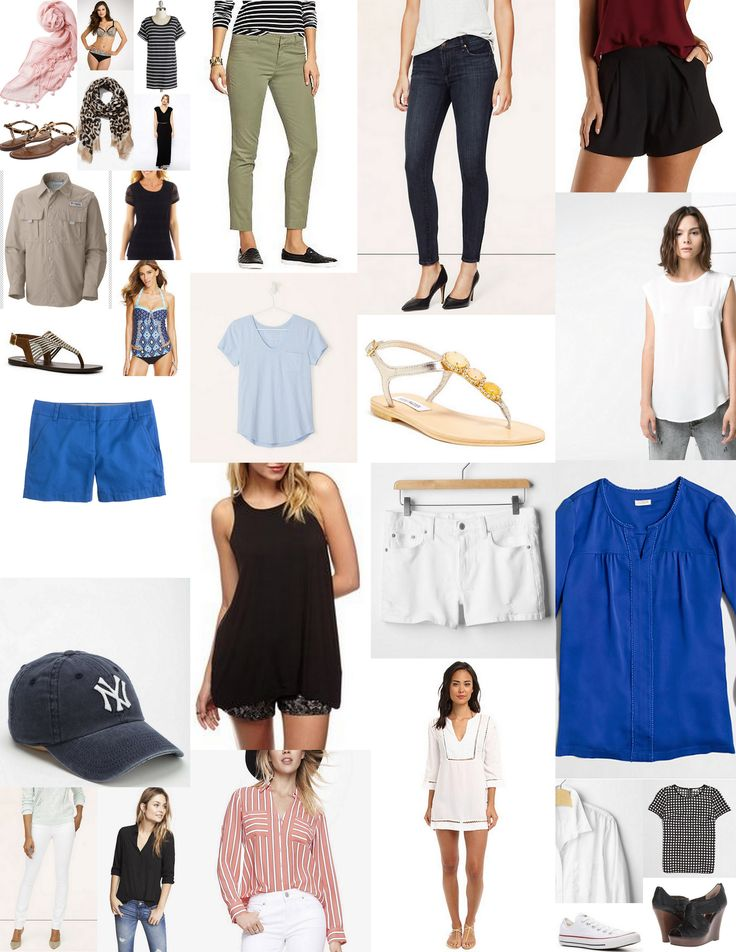 What to pack for a week to Key West, Florida!
