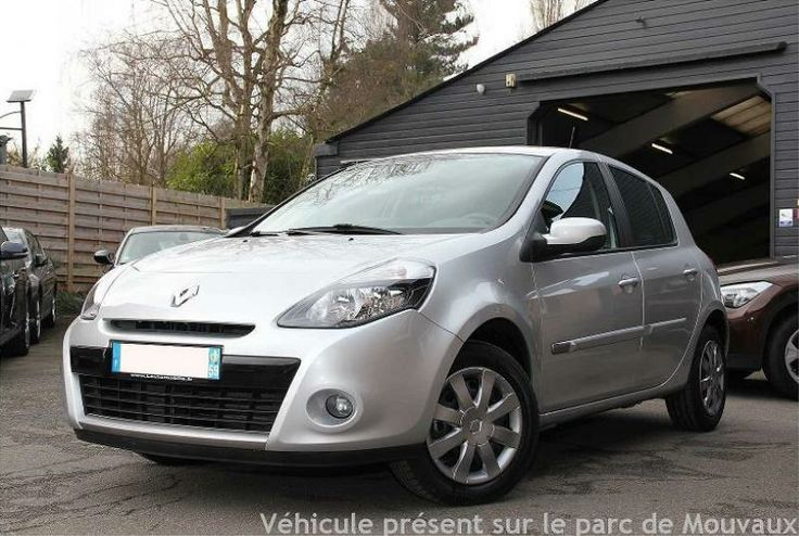 OCCASION RENAULT CLIO III (2) 1.5 DCI 75 NIGHT&DAY 5P ECO2 GPS