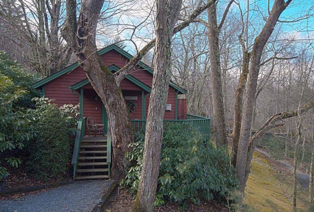 16 best algonquin cottage at yonahlossee resort images on for Cabin rentals near blowing rock nc