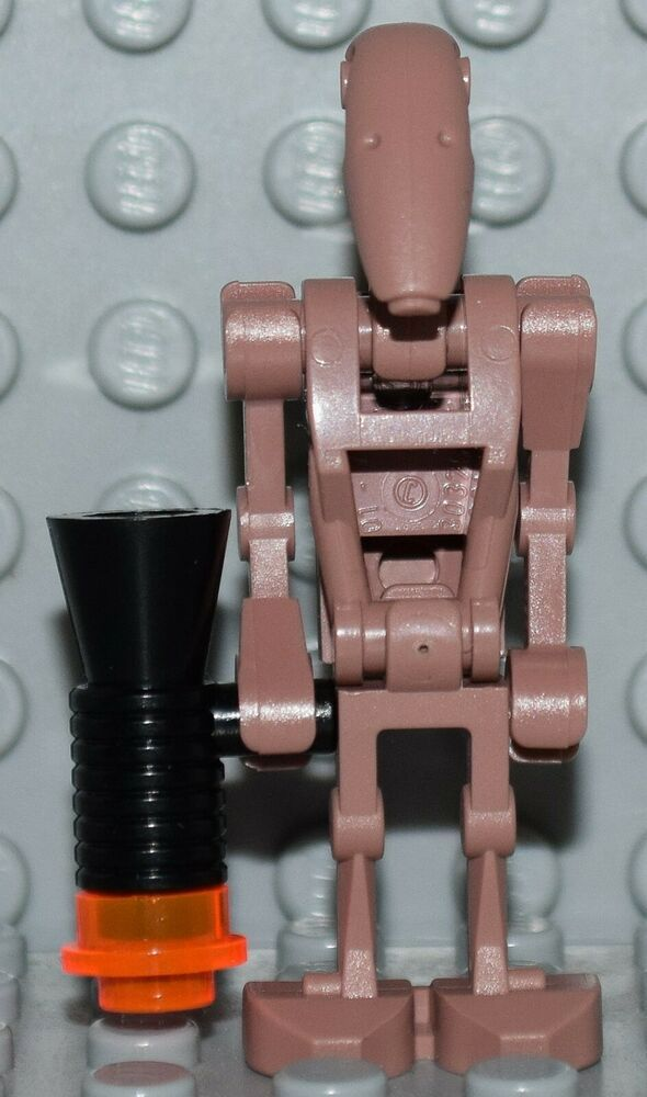 Lego Star Wars Geonosian From Set 4478 Minifigure