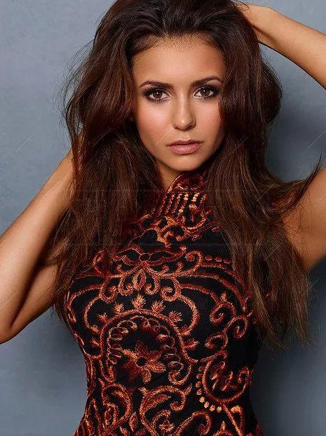 Nina Dobrev                                                                                                                                                                                 More