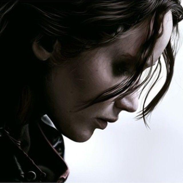 Isn't Jennifer Lawrence as Katniss Everdeen simply perfection?