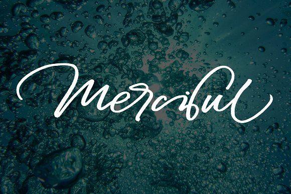 Merciful by Ojes Studio on @creativemarket