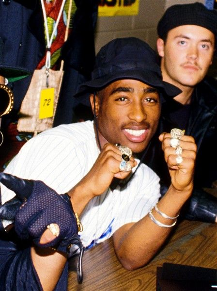 "Tupac ShakurDate of death: September 13, 1996Age at time of death: 25The popularity of this legendary rapper, whose album ""All Eyez On Me"" is one of the highest-selling rap albums of all time, has endured despite his death in a hospital six days after he was shot multiple times by as-of-yet unidentified assailants in Las Vegas."