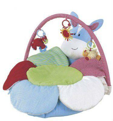 Basket baby bean bag