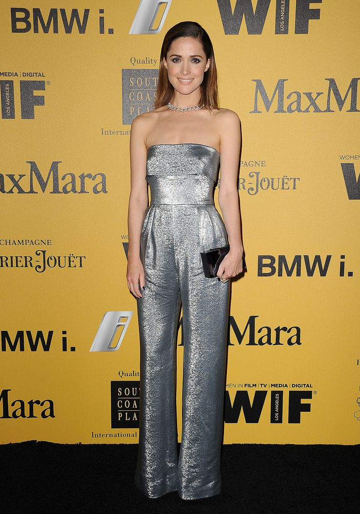 Rose Byrne in Max Mara at the Women In Film 2014 Crystal + Lucy Awards Presented by Max Mara.