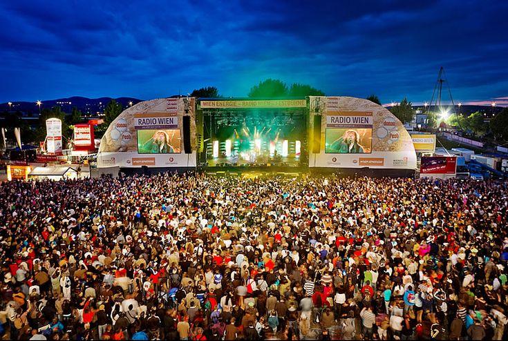 Najväčší open-air festival v Európe vyhlasuje konkurz na kapely - AustriaSK