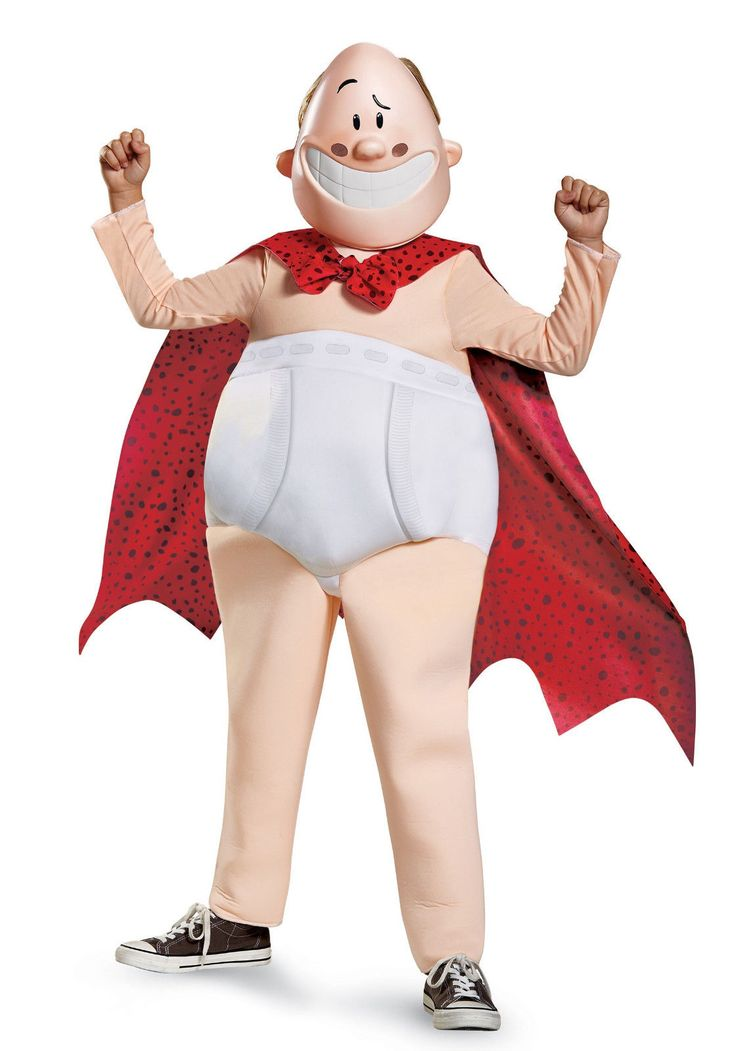 Halloween Costumes: Captain Underpants Child Costume -> BUY IT NOW ONLY: $34.99 on eBay!