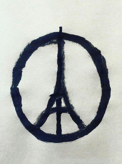 Jean Julien Pray for paris