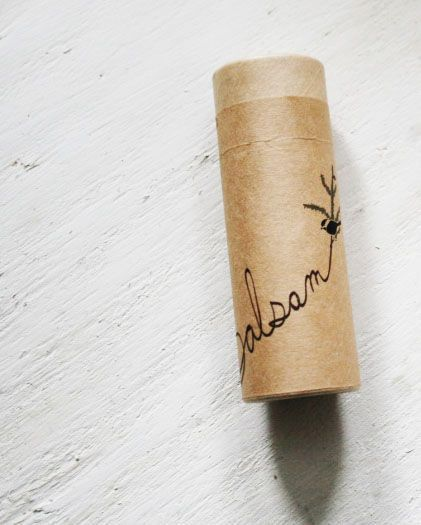 organic deodorant / Balsam coconut oil non-toxic  deodorant / aluminum free deodorant / eco friendly gift / christmas stocking stuffer