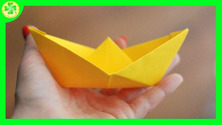Filmik ukazujący proces tworzenia papierowej łódki origami :)  #łódka #lodka #statek #origami #zrobtosam #zróbtosam #sposóbwykonania #instrukcja #jakzrobić #krokpokroku #poradnik #film #filmik #YouTube #youtube #video #wideo #boat #ship #diy #handmade #instruction #howto #tutorial #movie #craft #crafts #zpapieru #papercraft #papercrafts #lubietworzyc