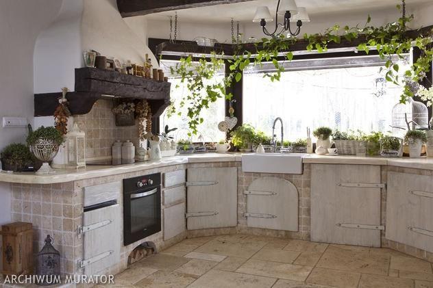 podłoga http  achtak urzadzamy pl pomieszczenie kuchnia   -> Kuchnia Retro Jasna