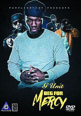 G-UNIT 50 MUSIC VIDEOS HIP HOP RAP DVD 50 CENT LLOYD BANKS YOUNG BUCK TONY YAYO