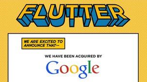 Google buys human-gesture recognition start-up Flutter