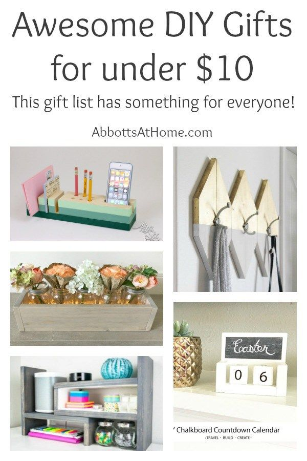 Cheap Diy Gift Ideas For Christmas Diy Gifts Cheap Fun Diys Diy Gifts