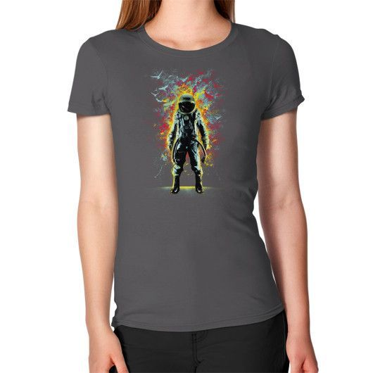 Subconscious Inner Space Women's T-Shirt