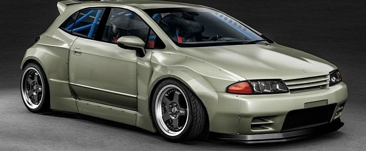Nissan Made Some Of The Most Iconic Sports Cars Of All Time And We Feel Like People Aren T Showing Them The Deserved Love How In 2020 Nissan R32 Nissan Hot Hatchback