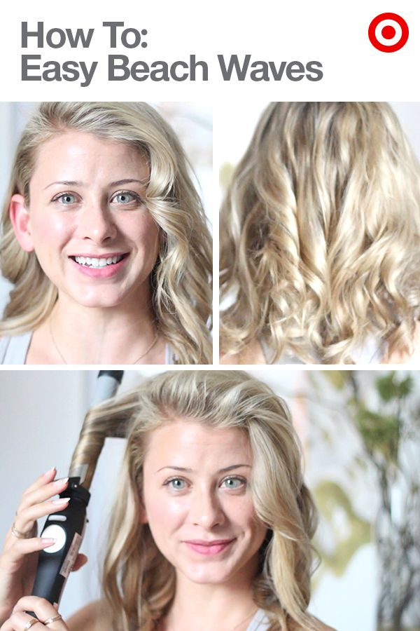 Beachwaver 174 S1 Curling Iron Beautiful Curls And A Button