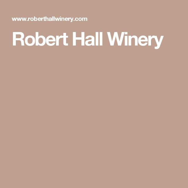 Robert Hall Winery