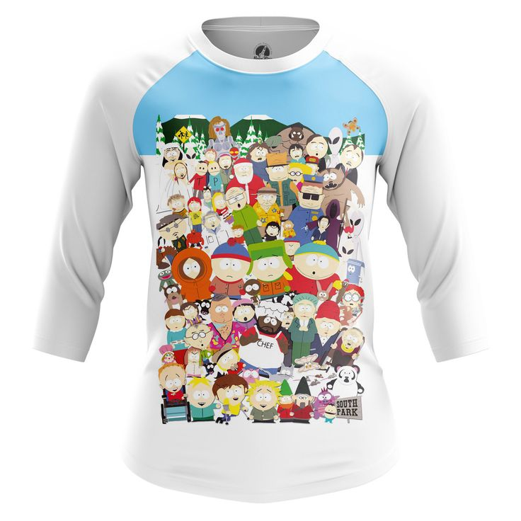 awesome Girls Raglan South Park Cartoons All Characters Kenny Stan  -   #Animatedcartoonsmerch #cartoonsclothessouthparkmerchandise #cartoonsmerchandise #cartoonstshirts #girlsclothes #girlsraglan #girlstshirts #raglantshirtfemale #southparkmerch #southparkshirts #southparkt-shirt