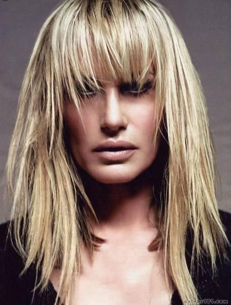"Daryl Hannah as Elena ""Mrs Robinson"" Lincoln. This could work ..."