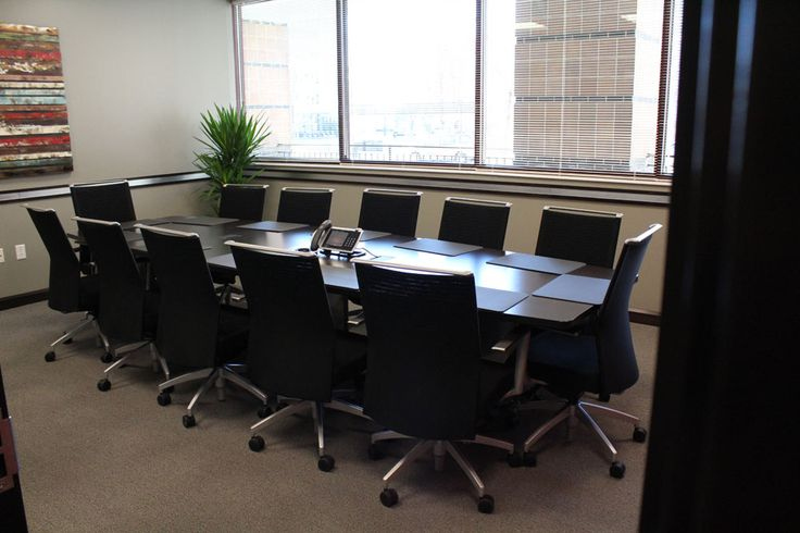 Heyl Royster Peoria IL Conference Room Furniture By Widmer Interiors
