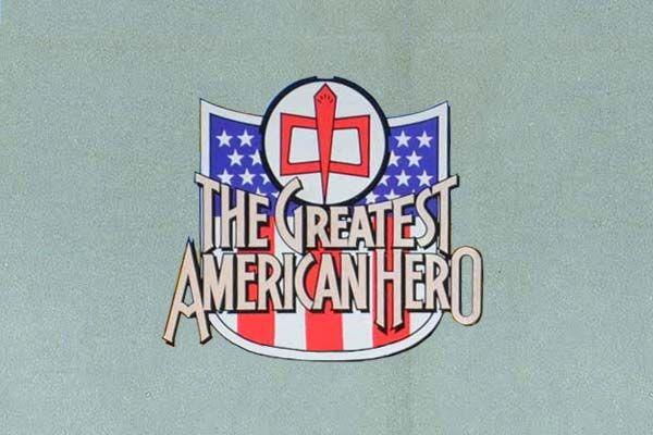 The Greatest American Hero Action Figures Hero Logo American Heroes